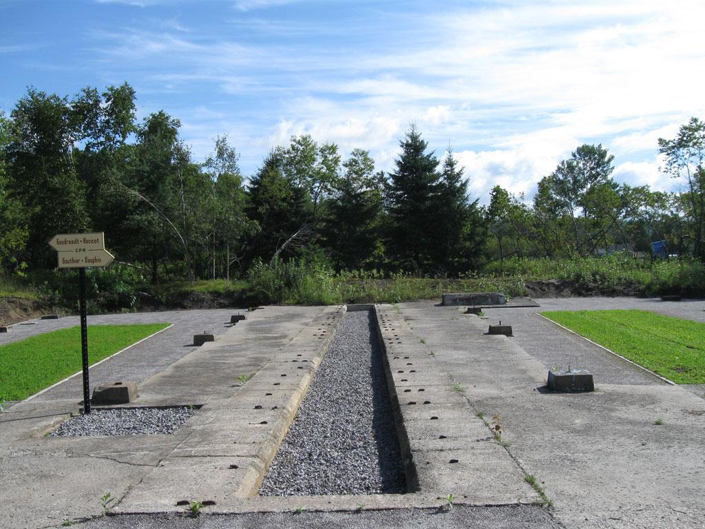 Municipalit de labelle parc des cheminots for Garage du park mouans sartoux