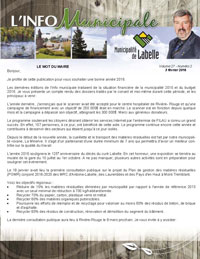 Pages de Info municipale fevrier