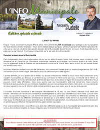 Pages de Info municipale juin